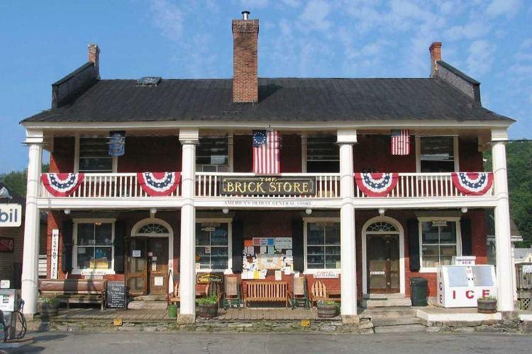 Brick Store (Bath, New Hampshire)