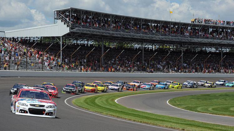 Brickyard 400 TV coverage for Brickyard 400 NASCAR races at Indy NASCAR