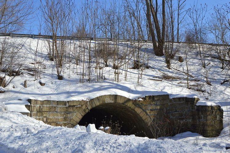 Bridge in Portage Township