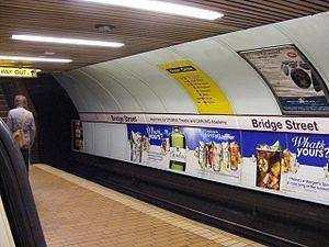 Bridge Street subway station httpsuploadwikimediaorgwikipediacommonsthu