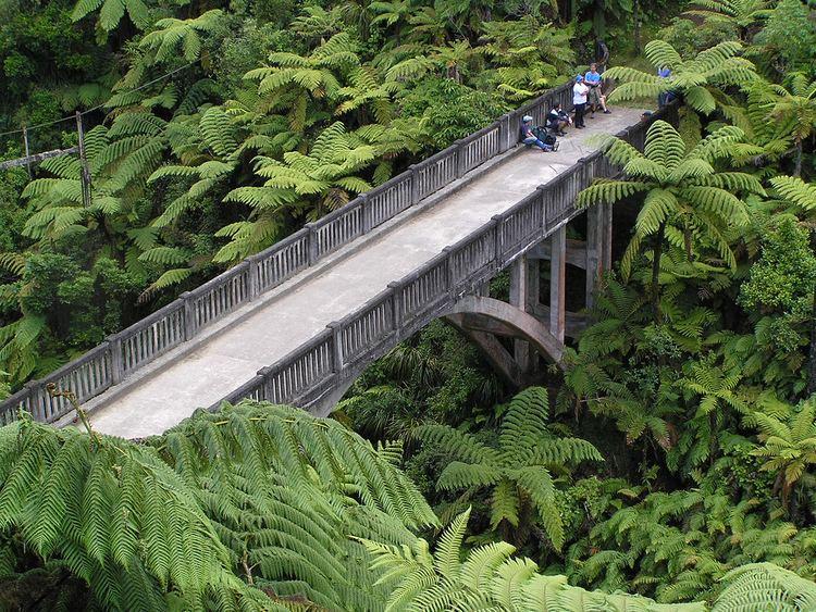 Bridge to Nowhere (New Zealand)