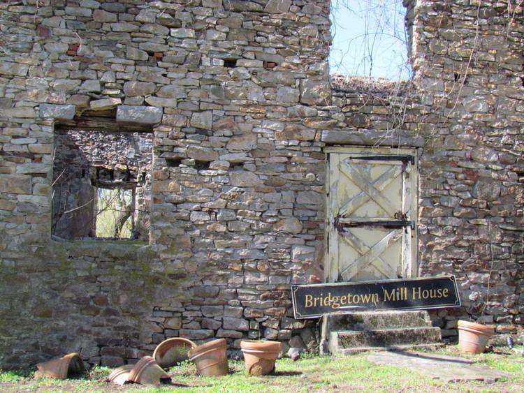 Bridgetown in the past, History of Bridgetown