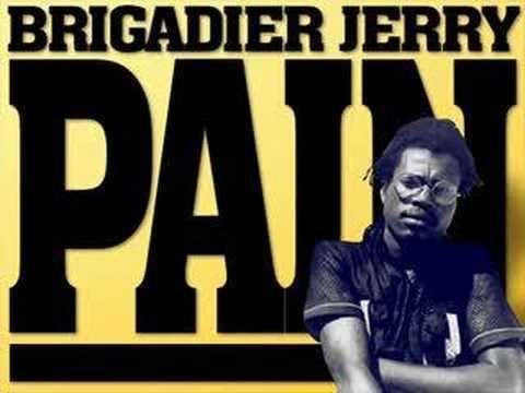 Brigadier Jerry Brigadier Jerry Pain YouTube