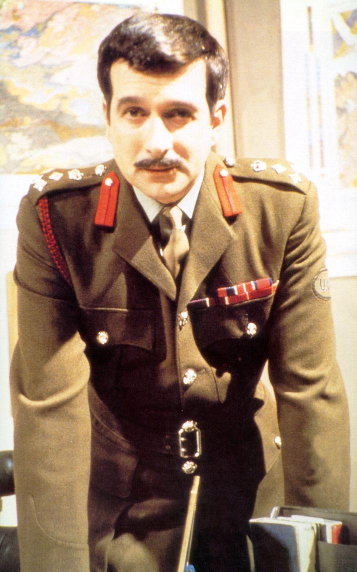 Brigadier Lethbridge Stewart - Alchetron, the free social encyclopedia