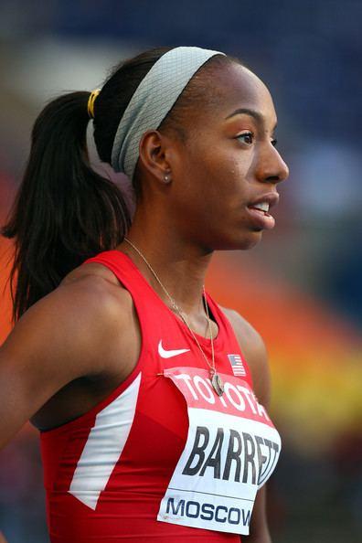 Brigetta Barrett Brigetta Barrett Pictures 14th IAAF World Athletics