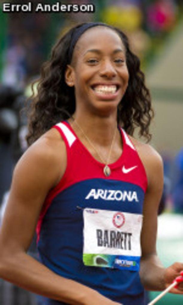Brigetta Barrett Vote for Arizona39s Brigetta Barrett UANews