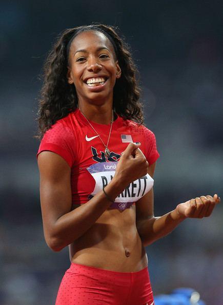 Brigetta Barrett Brigetta Barrett Pictures Olympics Day 15 Athletics