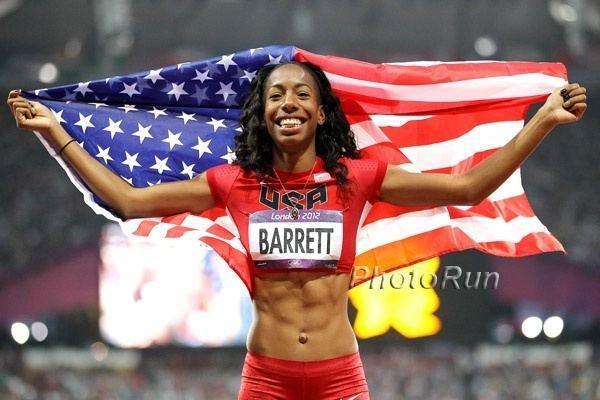 Brigetta Barrett What39s Up UA Brigetta Barrett Named Pac12 Woman of the