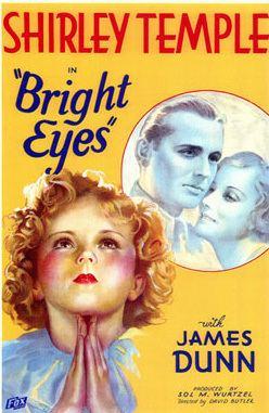 Bright Eyes (1934 film) movie poster