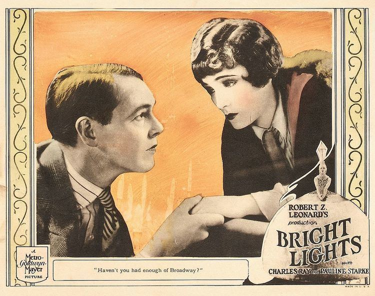 Bright Lights (1925 film) Bright Lights 1925 film Wikipedia