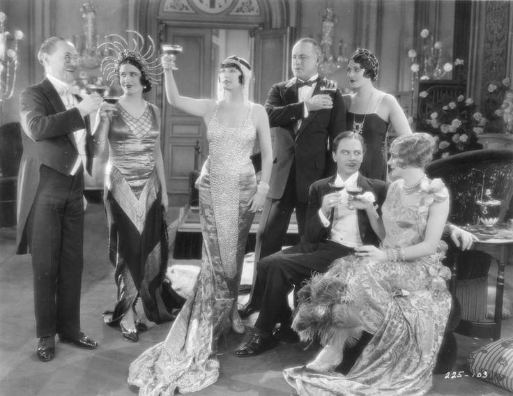 Bright Lights (1925 film) bright lights silent film 1925 Lavish costume and headdresses from