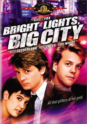 Bright Lights, Big City (film) Amazoncom Bright Lights Big City Michael J Fox Kiefer