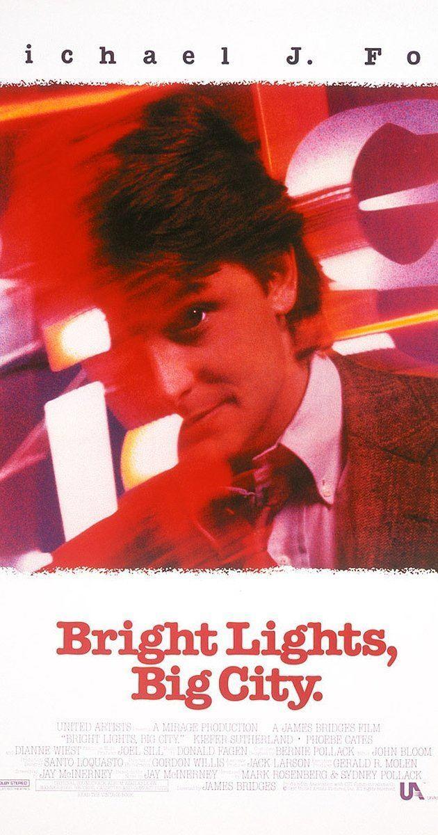 Bright Lights, Big City (film) Bright Lights Big City 1988 IMDb