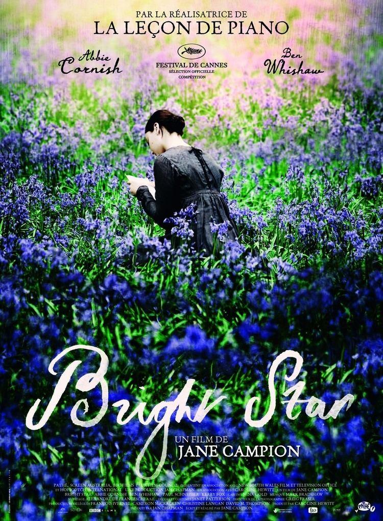 Bright Star (film) Bright Star the Film a window on John Keatss life and poetics