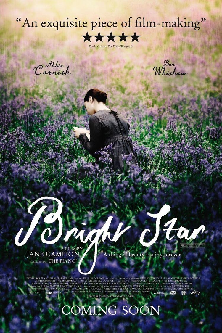 Bright Star (film) Bright Star Films musicOMH