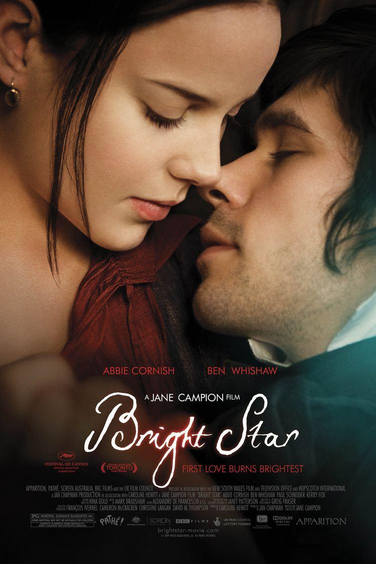 Bright Star (film) wwwgstaticcomtvthumbmovieposters3617829p361