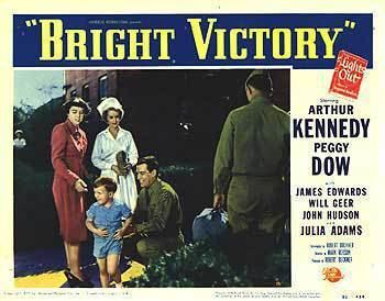 Bright Victory BRIGHT VICTORY1951DVD for sale