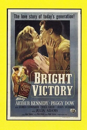 Bright Victory VICTORY 1951