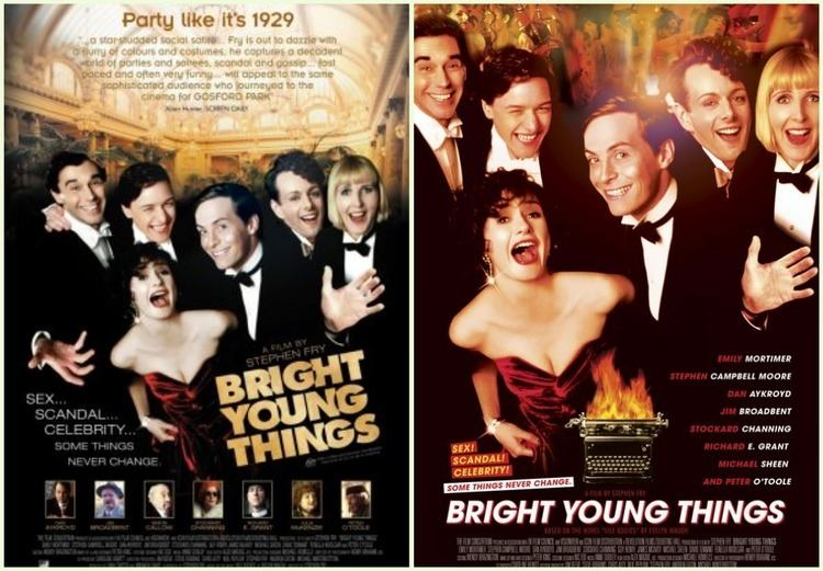 Bright Young Things (film) Bright Young Things 2003 blah blah blah gay not just a movie
