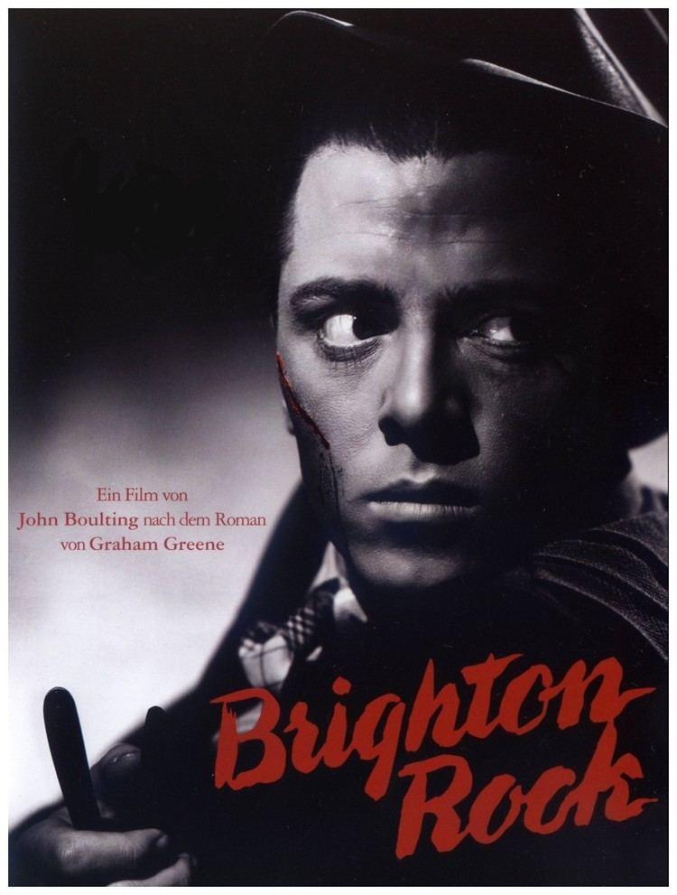 Brighton Rock (1947 film) Film of the Day Brighton Rock 1947 Video City An actual shop