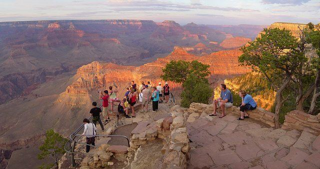 Brighty of the Grand Canyon movie scenes  look down onto to the serpentine Colorado River and spot the Phantom Ranch This popular lookout point offers views of the North Kaibab and Bright Angel