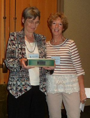 Brigid Hogan HoganLifetime Achievement Award