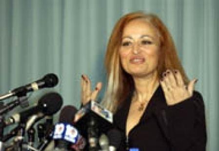 Brigitte Boisselier Portrait de Brigitte Boisselier prsidente de la socit