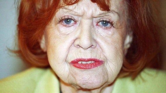 Brigitte Mira Brigitte Mira quotIch hatte andere Qualittenquot NDRde