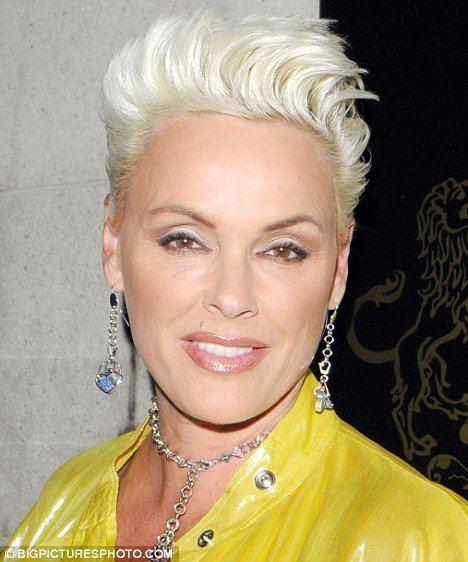 Brigitte Nielsen Brigitte Nielsen reveals amazing transformation after