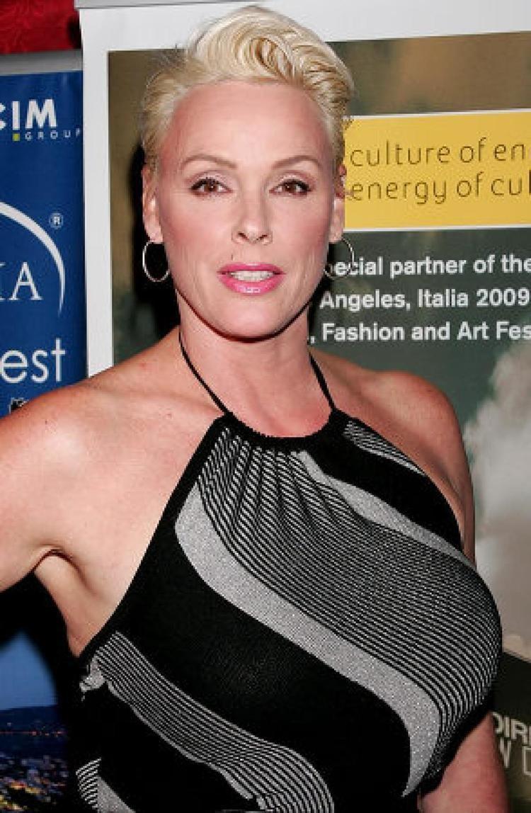 Brigitte Nielsen Brigitte Nielsen Photos Plastic People NY Daily News