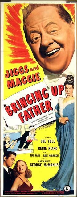 Bringing Up Father (1946 film) Bringing Up Father Movie Comic Vine