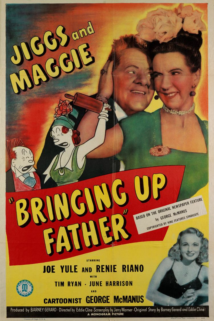 Bringing Up Father (1946 film) wwwgstaticcomtvthumbmovieposters90970p90970