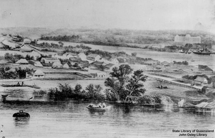 Brisbane in the past, History of Brisbane