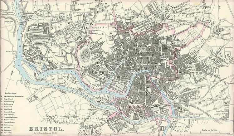 Bristol in the past, History of Bristol