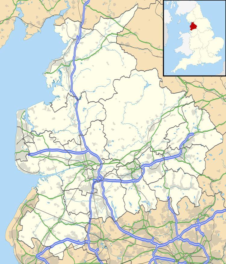 Britannia, Lancashire