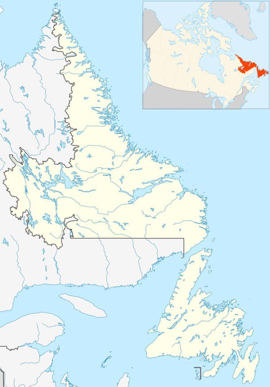 Britannia, Newfoundland and Labrador