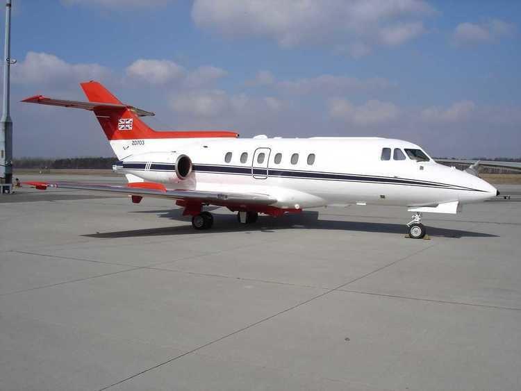 British Aerospace 125 dataprimeportalnethangarluccolin2dominiehs
