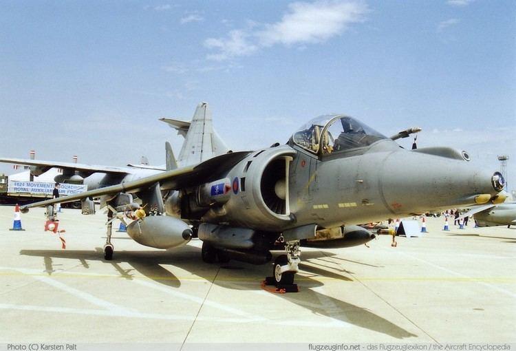 British Aerospace Harrier II BAe British Aerospace McDonnell Douglas Harrier II Harrier AV