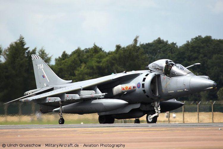 British Aerospace Harrier II Photos British Aerospace Harrier MilitaryAircraftde Aviation