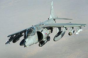 British Aerospace Harrier II British Aerospace Harrier II Wikipedia