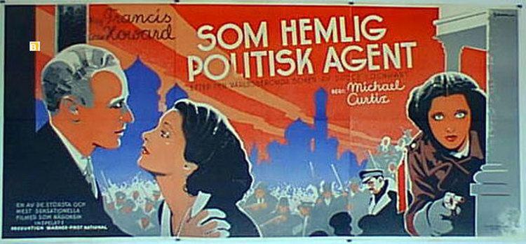 British Agent British Agent 1934