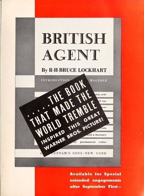British Agent British Agent 1934 Kay Francis Life Career