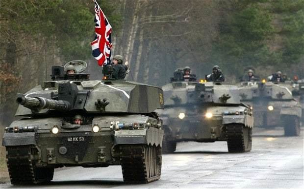British Armed Forces One in ten members of Armed Forces was born abroad Telegraph