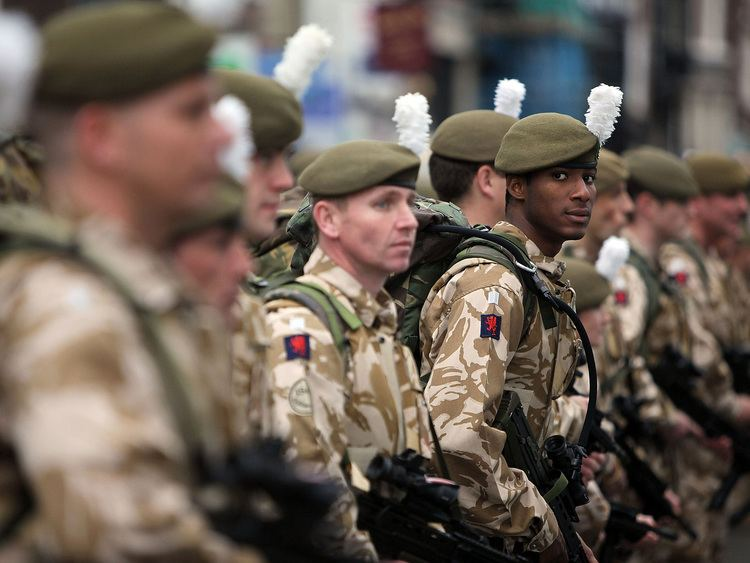 British Armed Forces British armed forces must recruit more people from ethnic minorities
