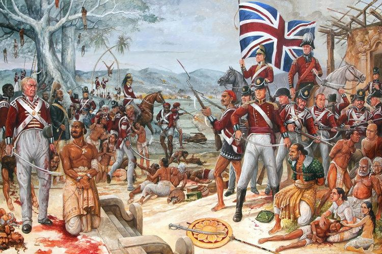 British Ceylon Age of Revolution Dutch to British Colony in Ceylon