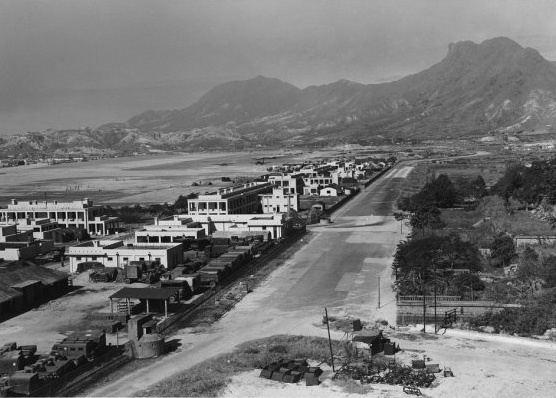 British Forces Overseas Hong Kong