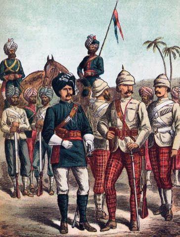 British Indian Army 1000 images about British India Military on Pinterest In india