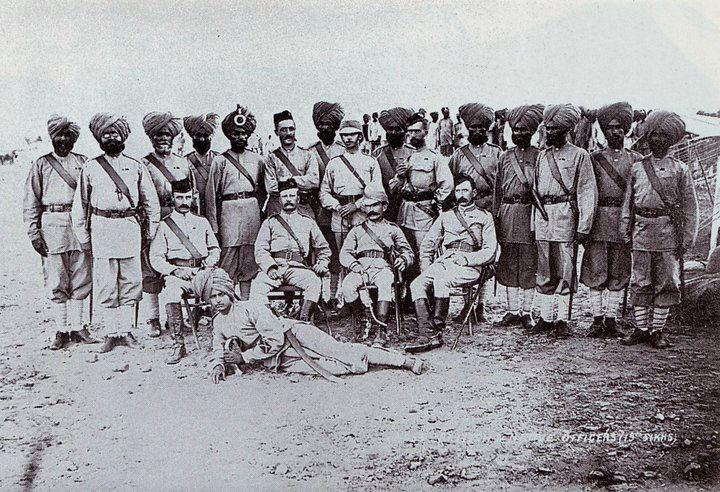 British Indian Army British Indian Army Wilderness Ventures Egypt