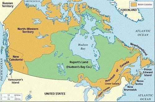 British North America British North America Stamps