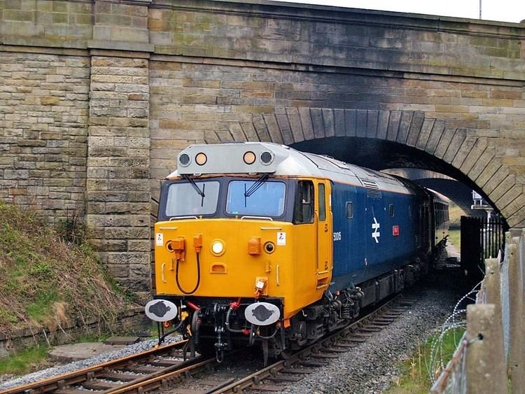 British Rail Class 50